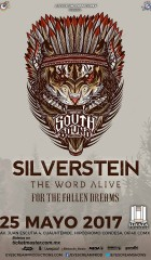Silverstein, Word Alive y For The Fallen Dreams en El Plaza