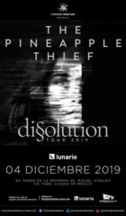 The Pineapple Thief en Lunario del Auditorio Nacional